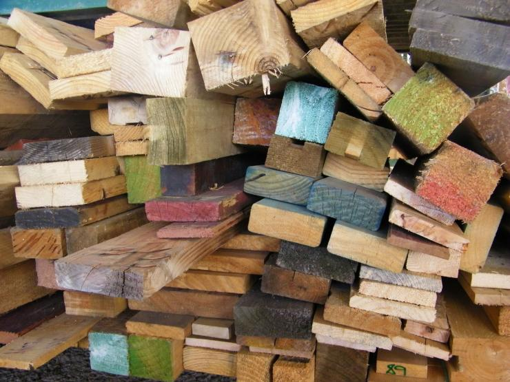 Timber for reuse